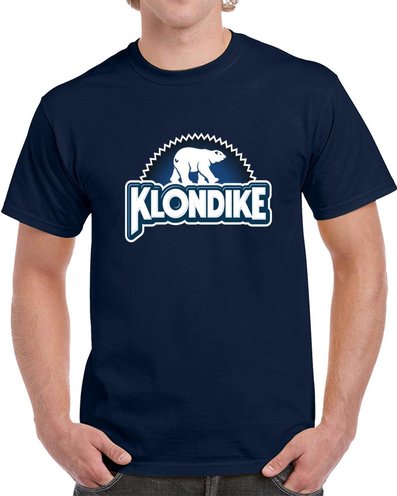 Klondike Bar Logo  T Shirt