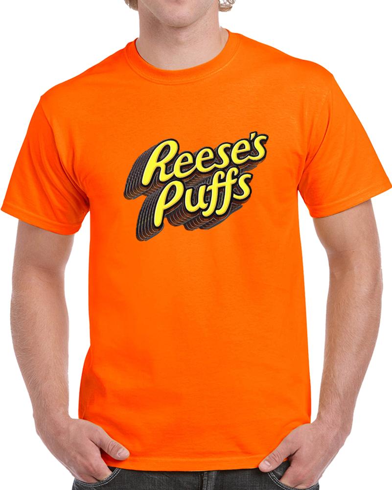 Reeses Puffs  T Shirt