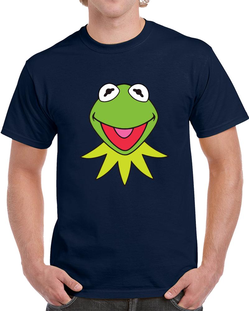 Kermit The Frog La Rana Rene  T Shirt