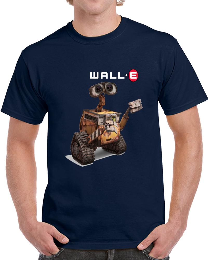 Wall E  T Shirt