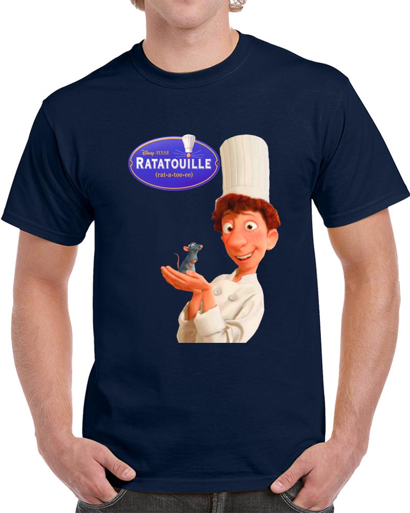 Ratatouille Remy And Alfredo Linguini T Shirt