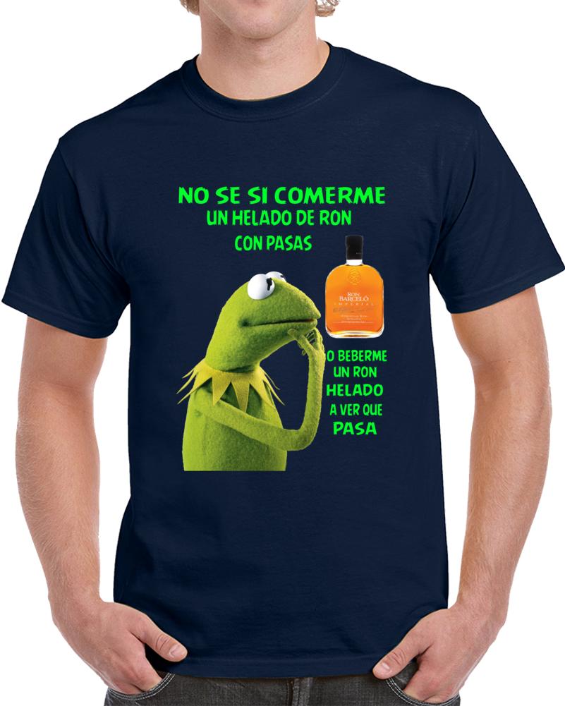 La Rana Rene Memes   T Shirt