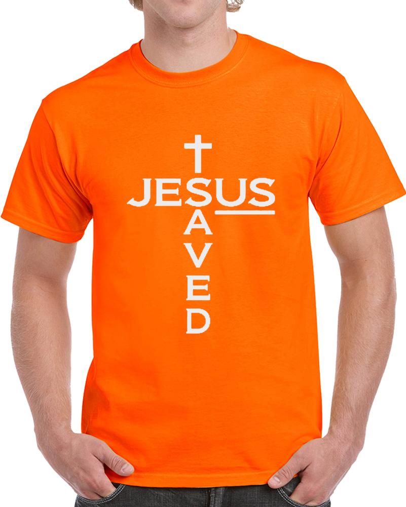 Jesus Saved  T Shirt