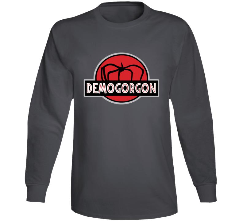 Demogorgon Jurassic Long Sleeve