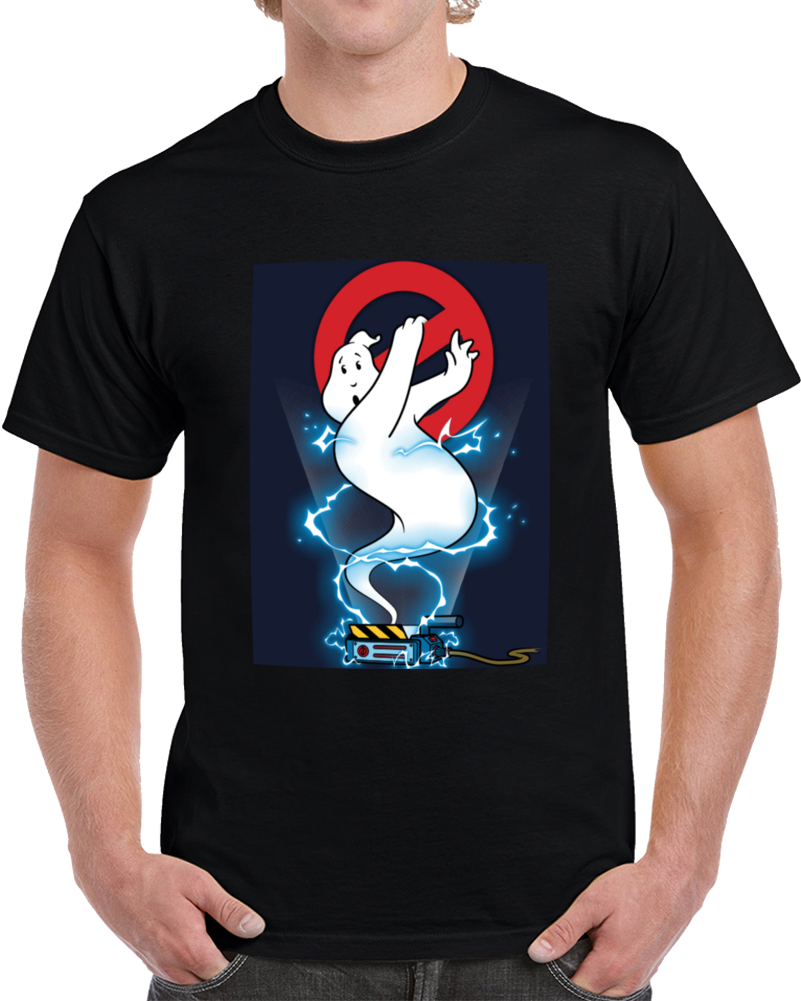 Ghostbusters electric T Shirt