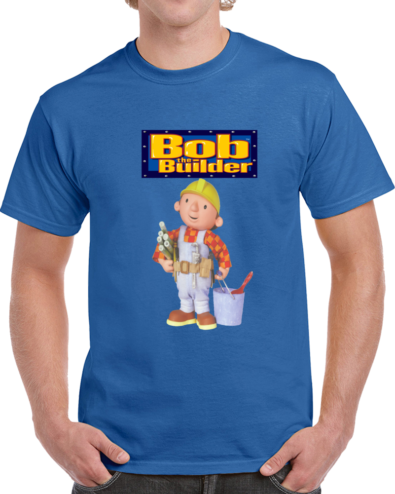 BOB THE BUILDER T SHIRT