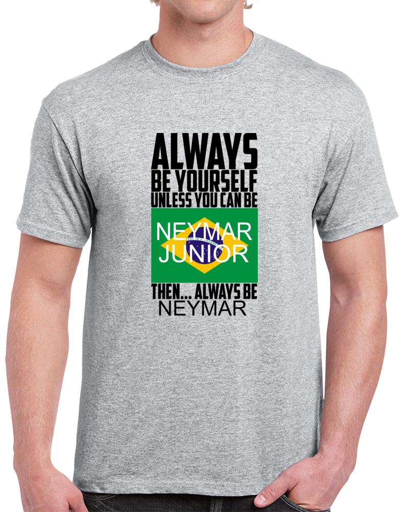 Brasil Neymar  T Shirt