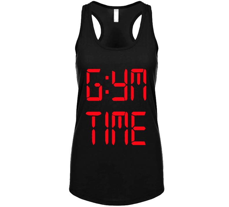 Gym Time T Shirt