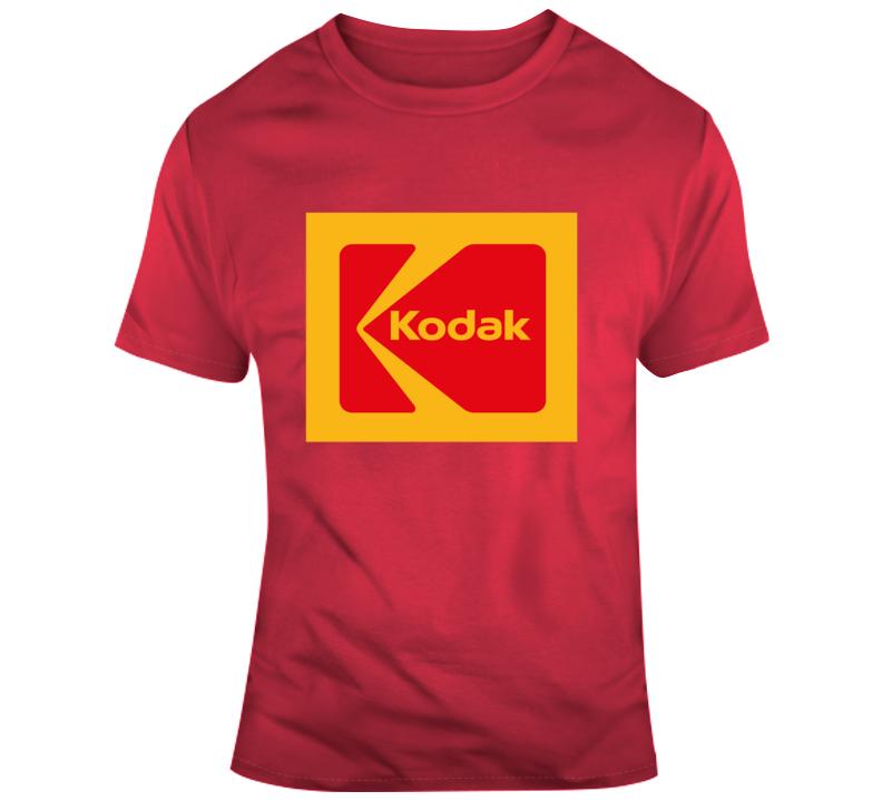 Kodak Logo  T Shirt