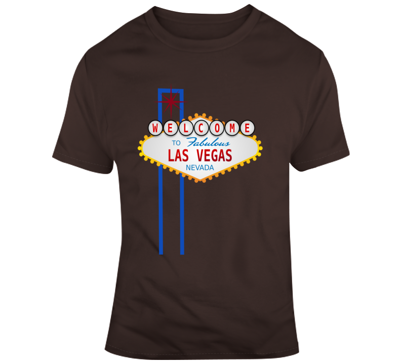 Welcome To Las Vegas Nevada T Shirt