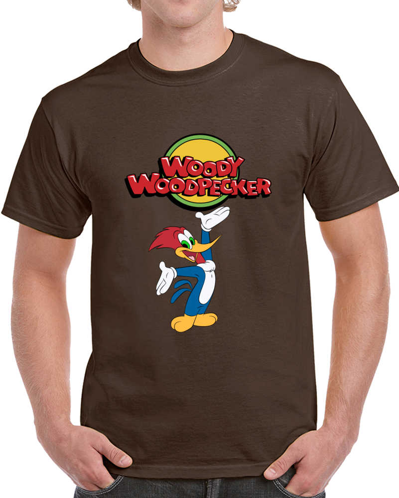 Woody Woodpecker  T Shirt