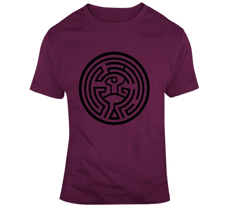 Westworld Maze T Shirt