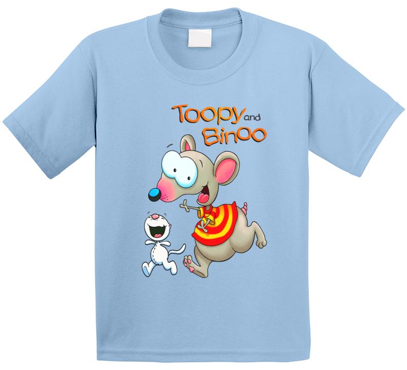 Toopy And Binoo  T Shirt