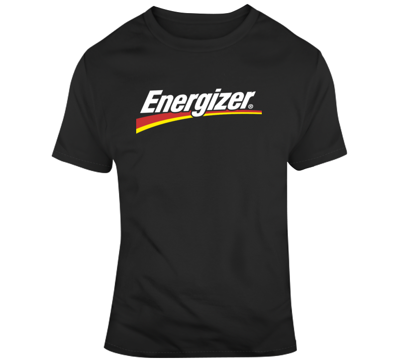 Energizer Battery Logo  T Shirt