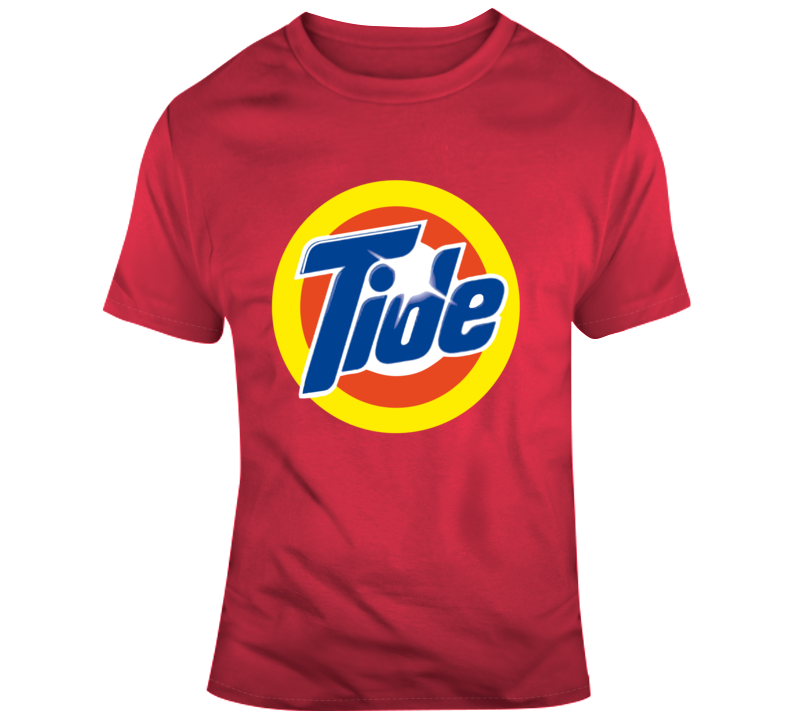 Tide Logo  T Shirt