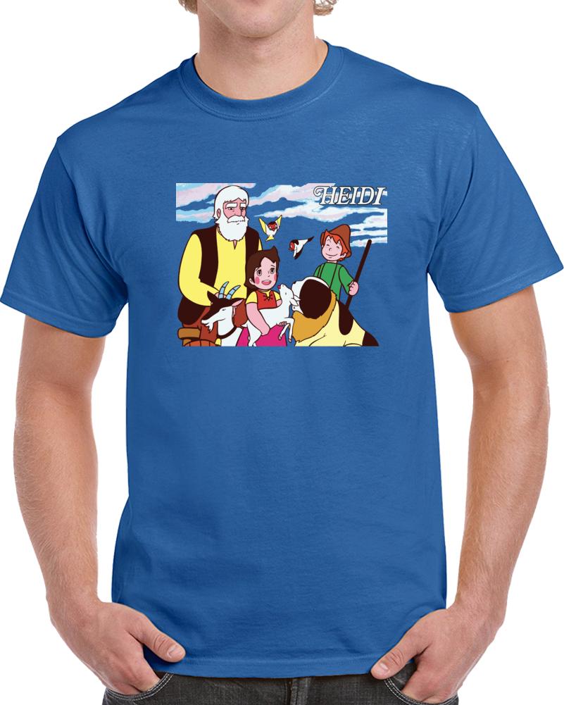 Heidi El Abuelo Y  Sus Amigos T Shirt