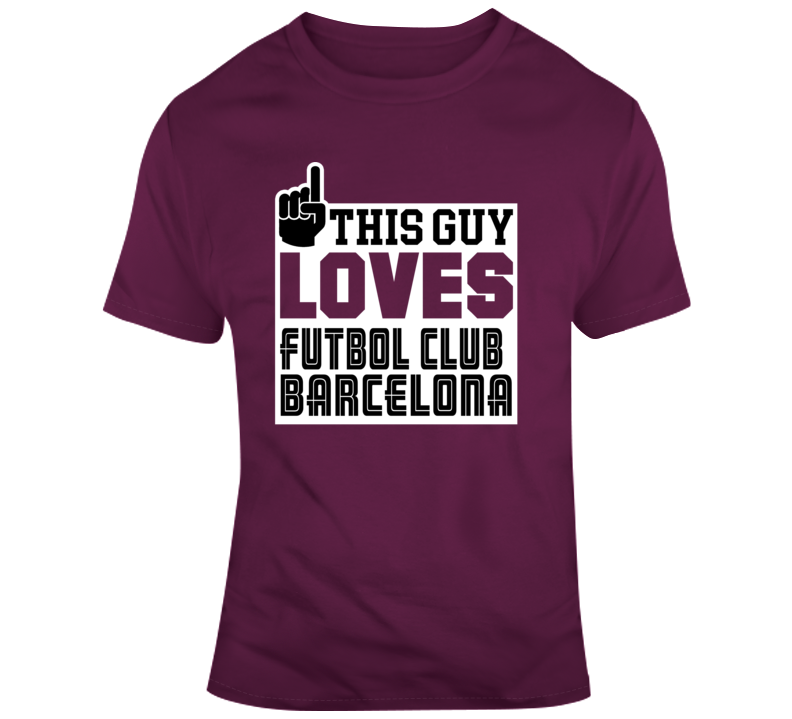 Futbol Club Barcelona T Shirt