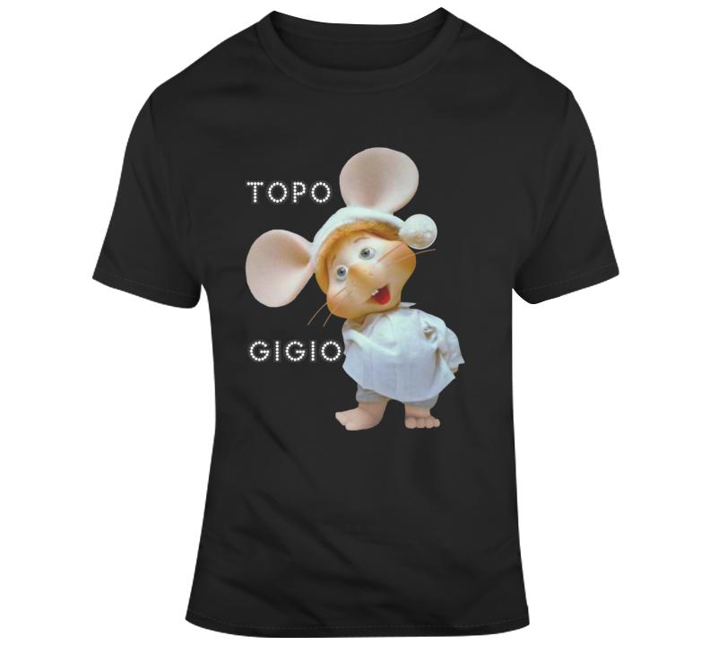 Topogigio Vamos a la Cama Topo Gigio  T Shirt