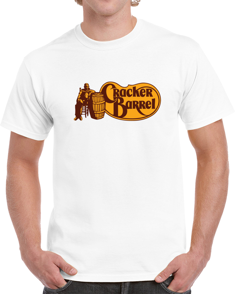 Cracker Barrel Logo T Shirt