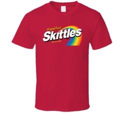 Skittles Candy T Shirt
