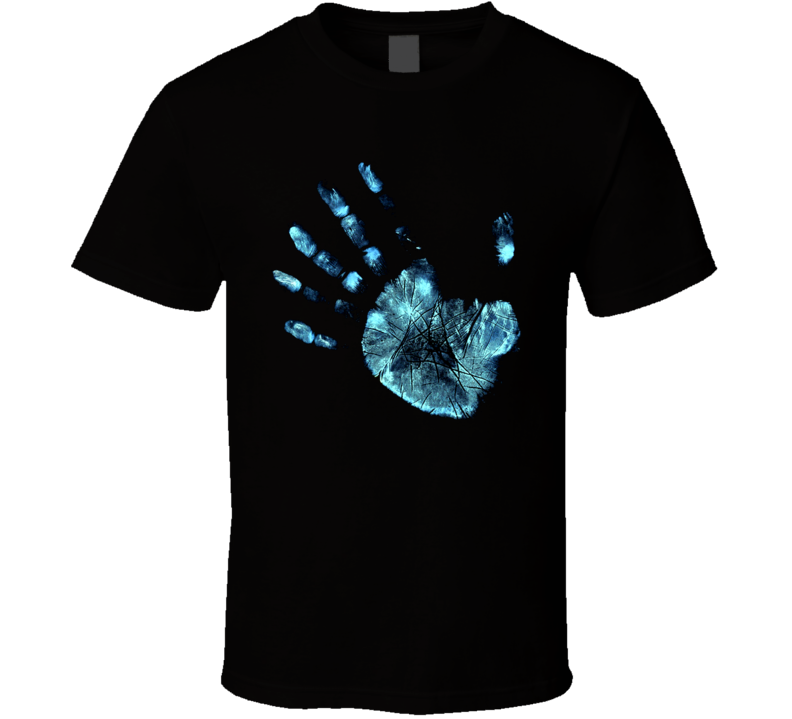 Fringe Walter Tv Show Hand T Shirt