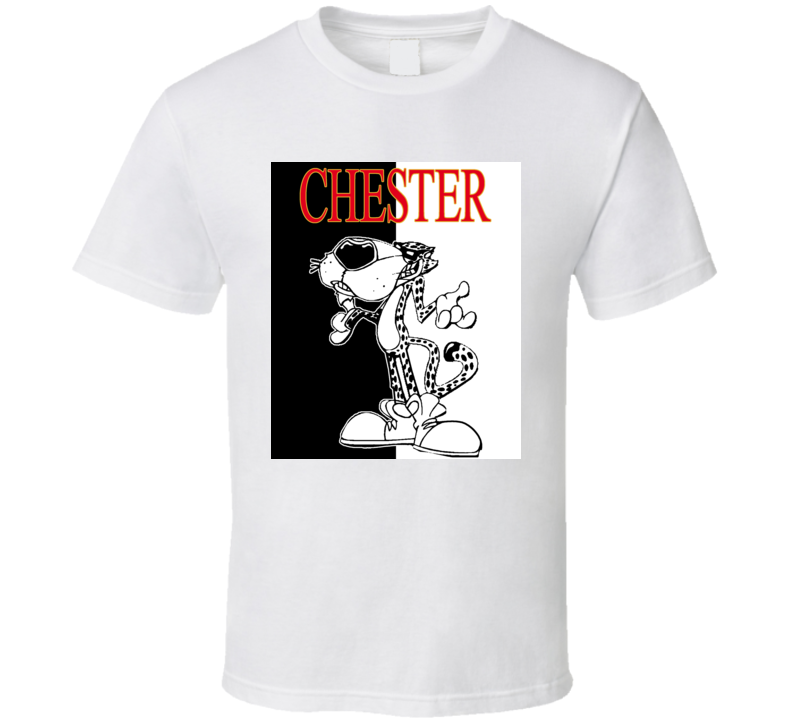 Chester Cheetah Cheetos Funny Baby One Piece T Shirt