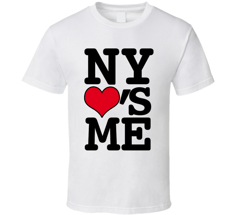 NY Loves Heart Me Cool Awesome NYC Baby One Piece T Shirt