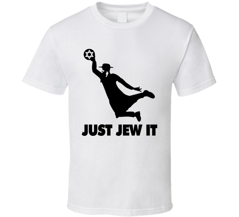 Just Jew It Funny NY Israel Sports Baby One Piece T Shirt