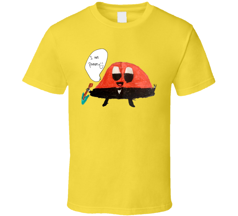 Jacks Cartoon Art T Shirt