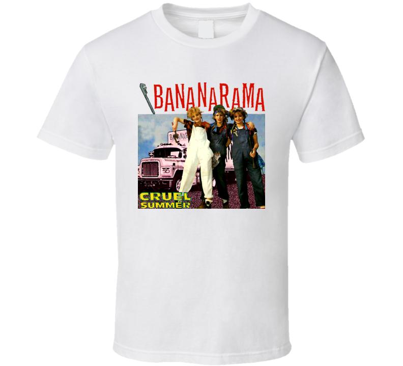 Bananarama Retro Cruel Summer Music Band Baby One Piece