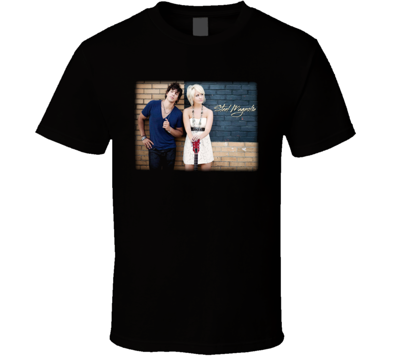 Steel Magnolia Country Duo Keep On Loving You T Shirt