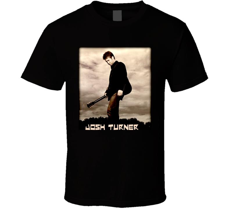 Josh Turner Country Haywire T Shirt