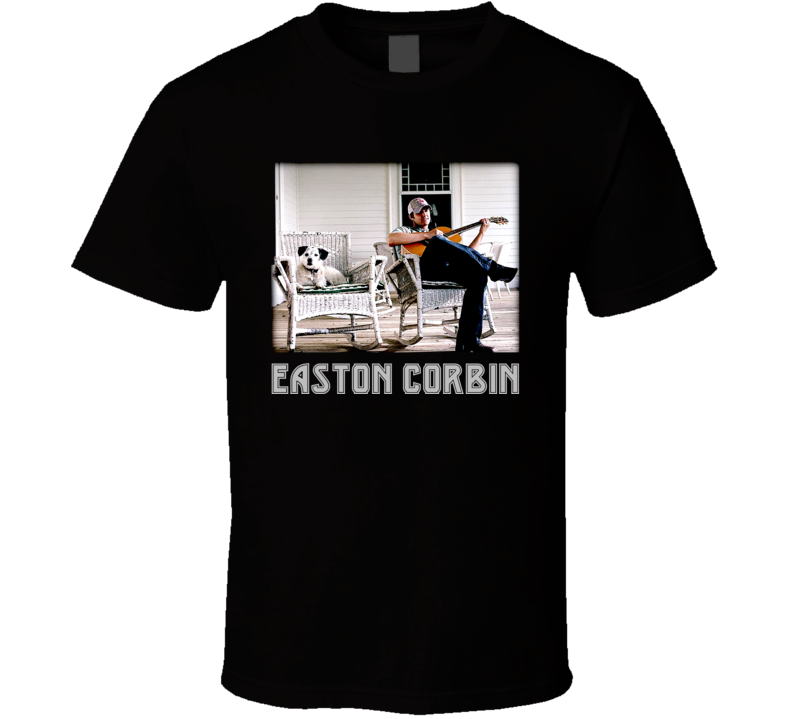 Easton Corbin Country A Little More Country T Shirt