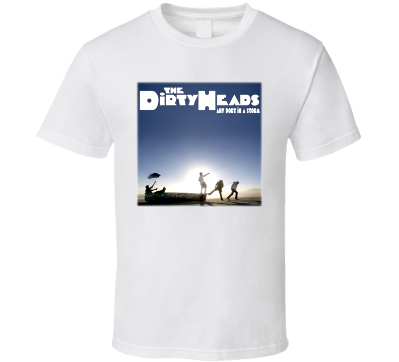 The dirty heads rock reggae any port in a storm t shirt
