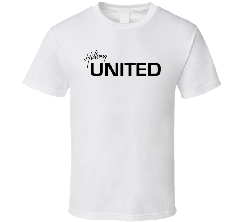 Hillsong United Youth Ministry Music Aftermath T Shirt