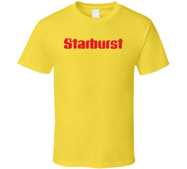 Starburst Candy T Shirt