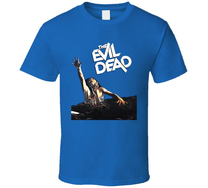 The Evil Dead Horror T Shirt
