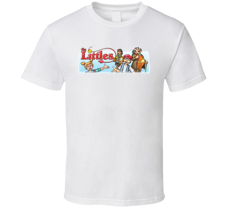 The Littles 80S Retro Cartoon Classic T Shirt