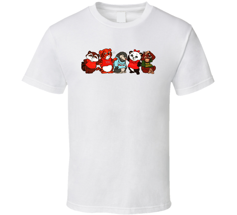 Shirt Tales 80S Retro Cartoon T Shirt