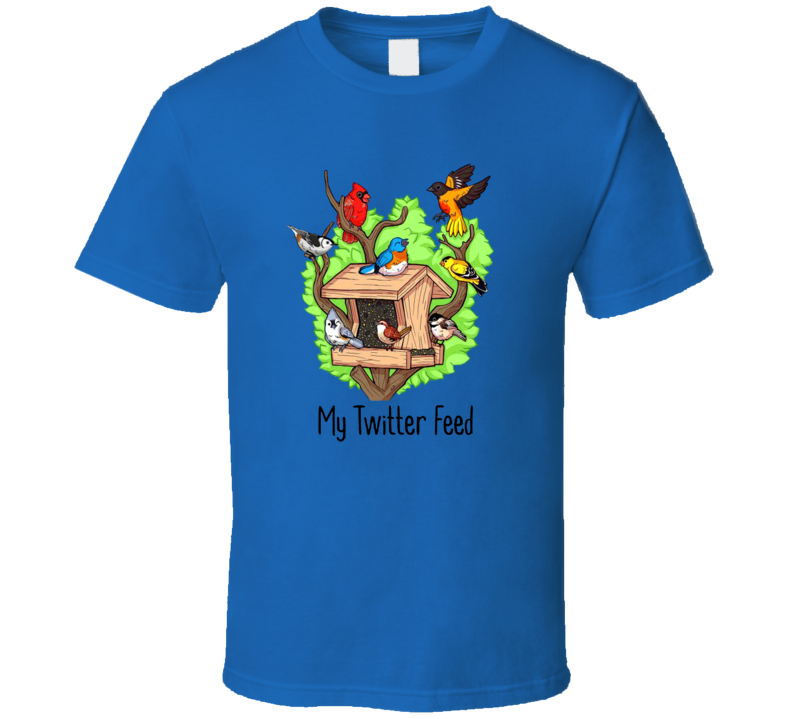 Bird Watcher Birding Lover Birder T Shirt