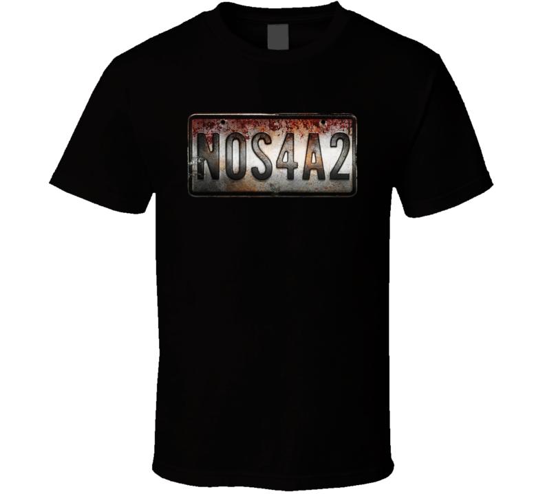 NOS4A2 Nosferatu Supernatural T Shirt