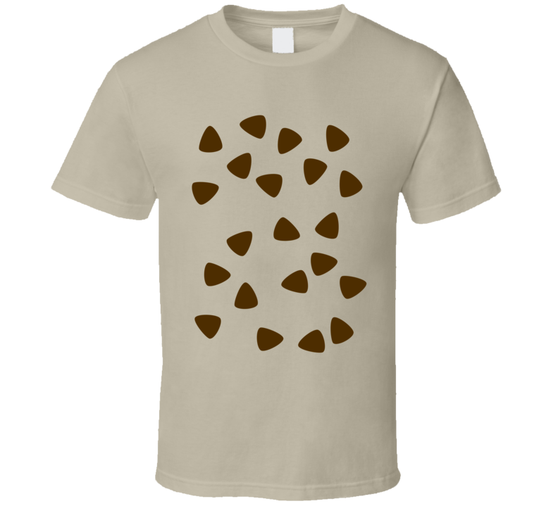 Chocolate Chip Halloween Costume Cookie T Shirt