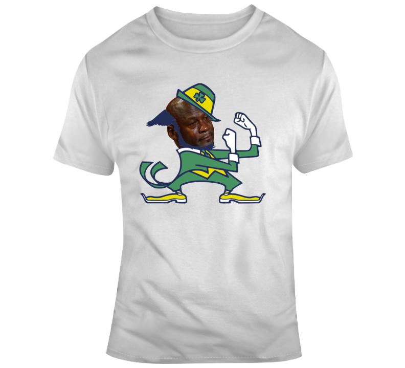 Notre Dame Sucks Football College Rivalry Irish Michigan T Shirt