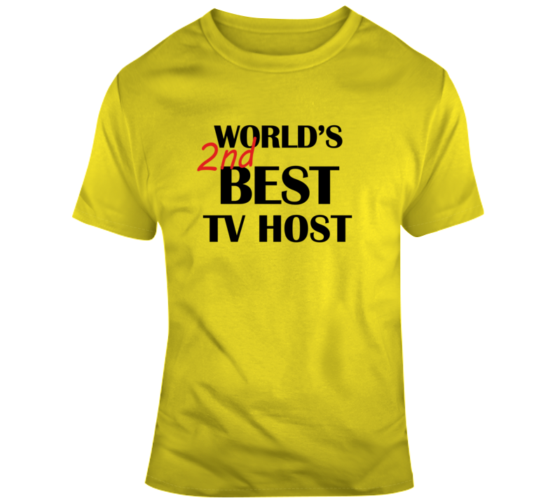 Funny Joke Tv Host Game Show Price Is Right Silly T Shirt