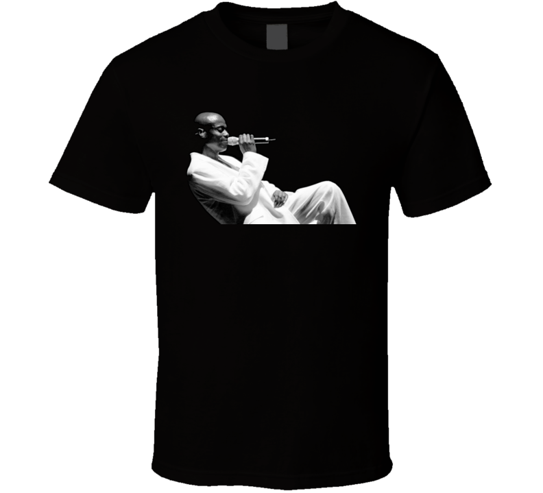 Kem R & B Music Cool Song Singer Black & White T Shirt