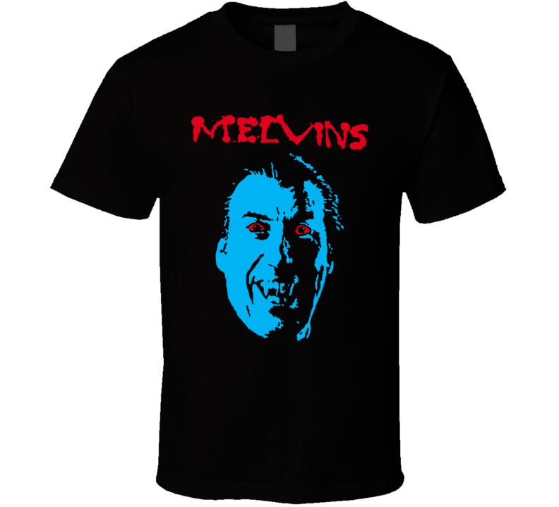 The Melvins Music Blue Vampire Cool T Shirt