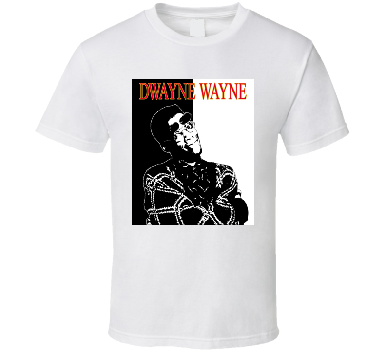 The Cosby Show Different World Dwayne Wayne T Shirt