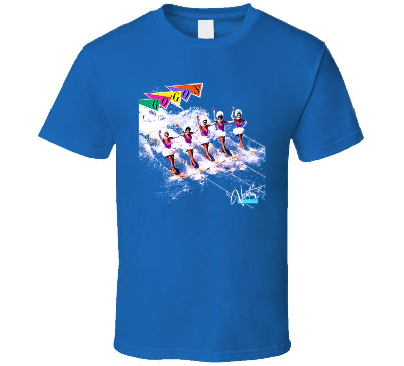 The Gogos Retro Girl Group Music Band  T Shirt