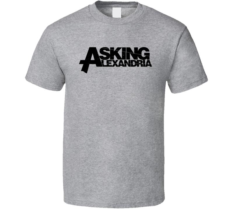 Asking Alexandria Music Metalcore Band England