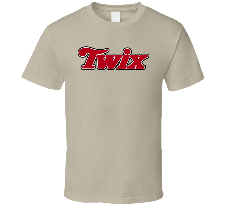 Twix Chocolate Lover Candy Bar T Shirt